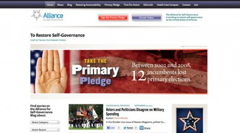 Portfolio: Alliance for Self Governance