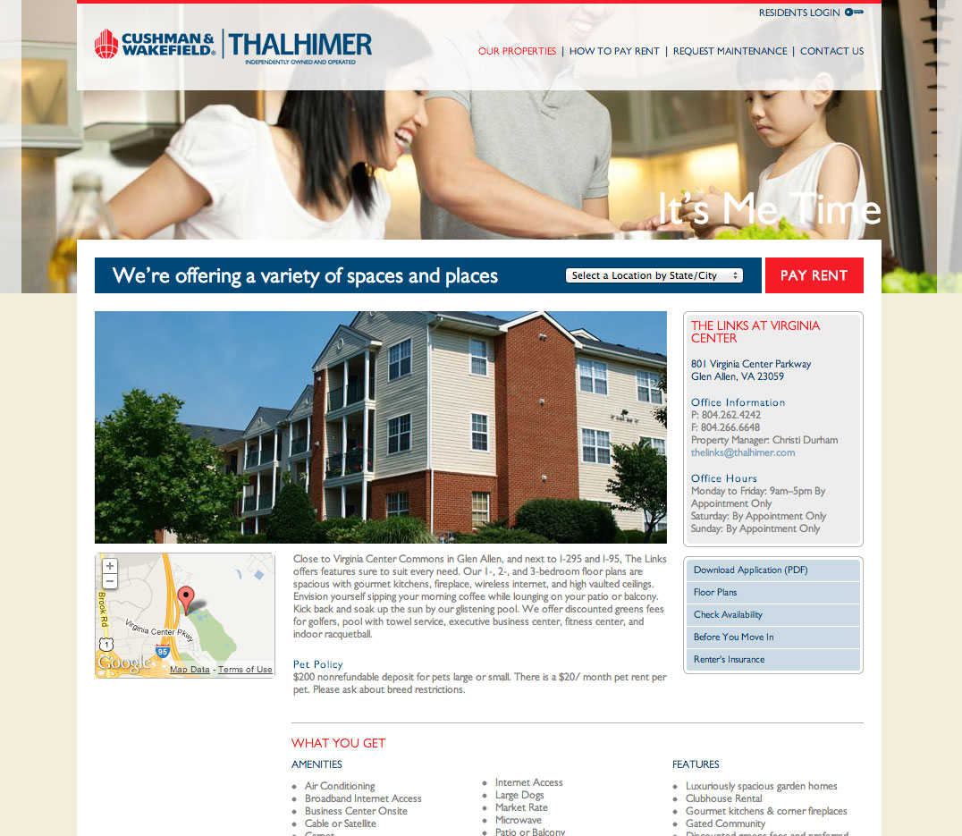 Thalhimer Apartments