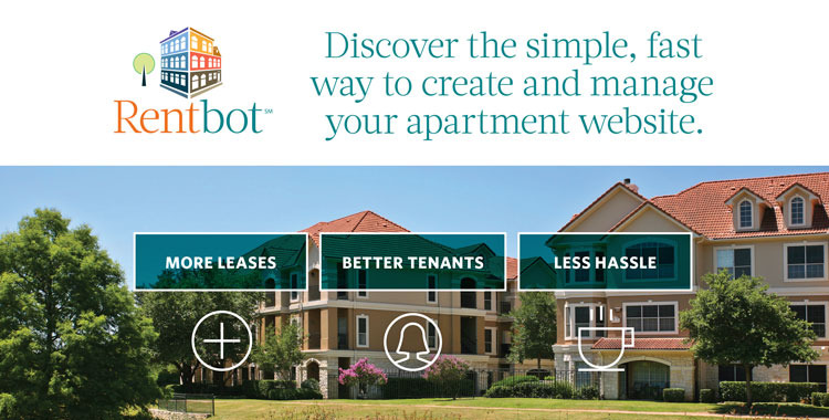 Portfolio: Rentbot Apartment Website Solution