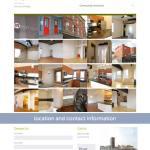 CoreRVA property management single page